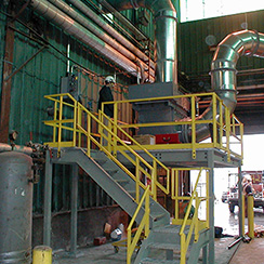 Oil Mist and Fine Particulate Control from Resin Production Process